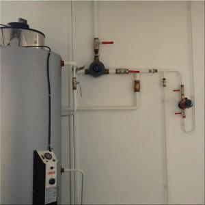 préparateur gaz